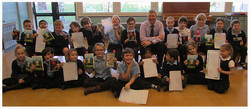 Gt Tey Primary School Visit