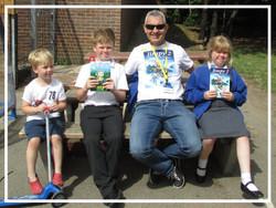 Trinity Road Primary School Visit