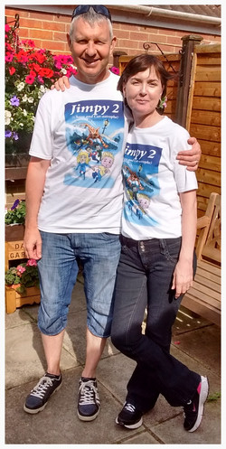 Jimpy 2 - The new T-shirts.