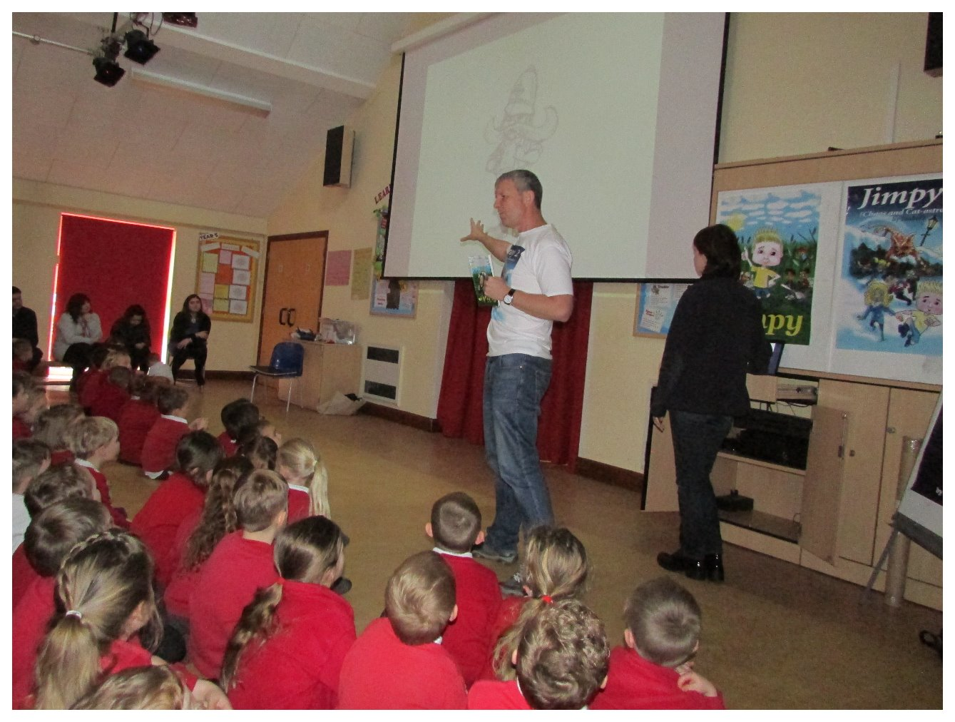 Bocking Primary Visit
