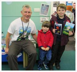 Cressing Primary School Visit