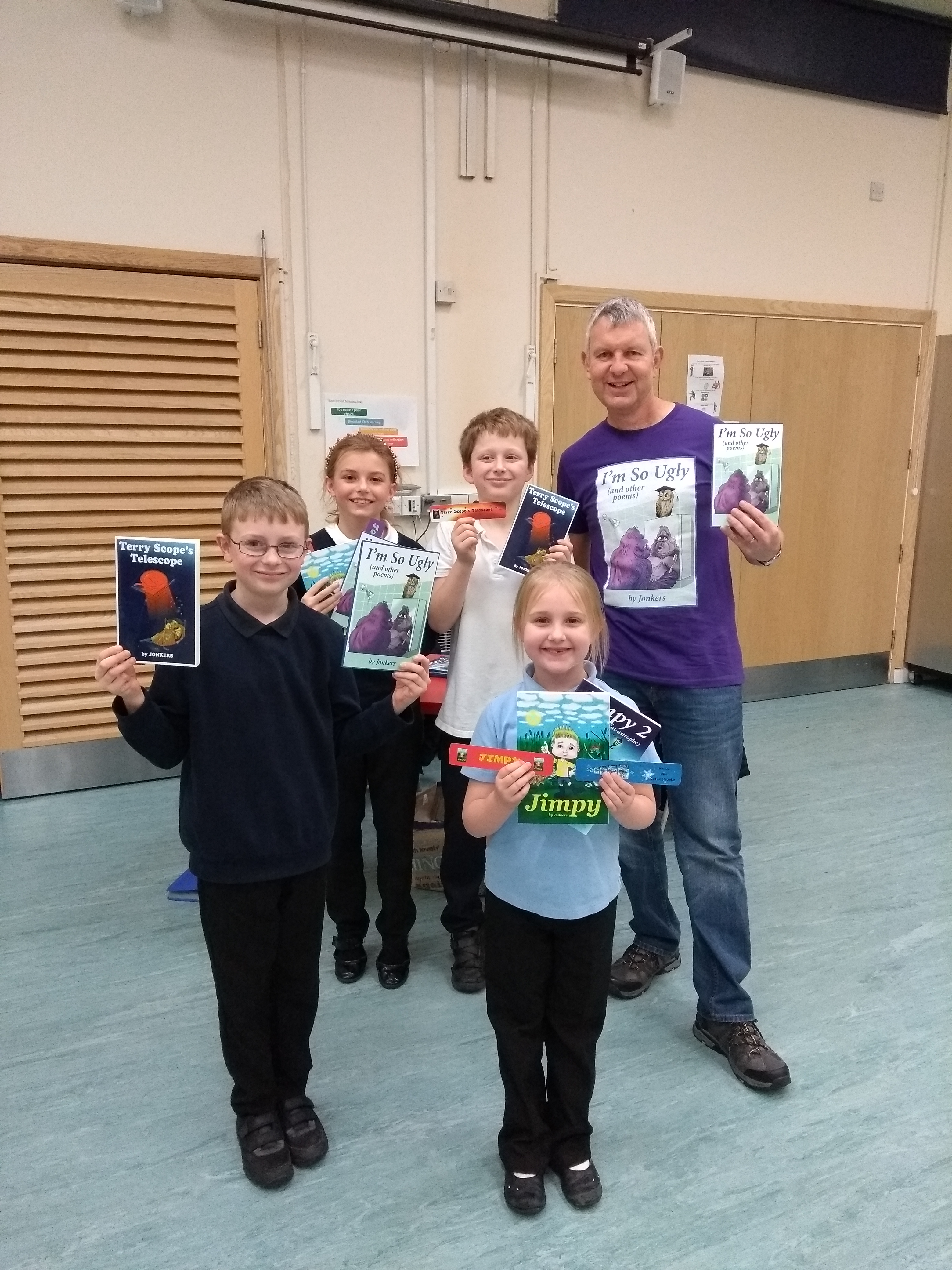 Elm Hall Primary Visit