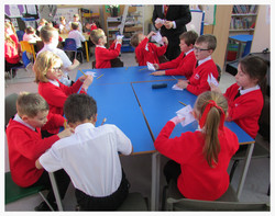 Great Leighs Primary Visit