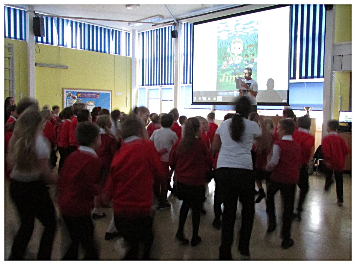 Heybridge Primary Visit