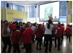 Heybridge Primary Visit