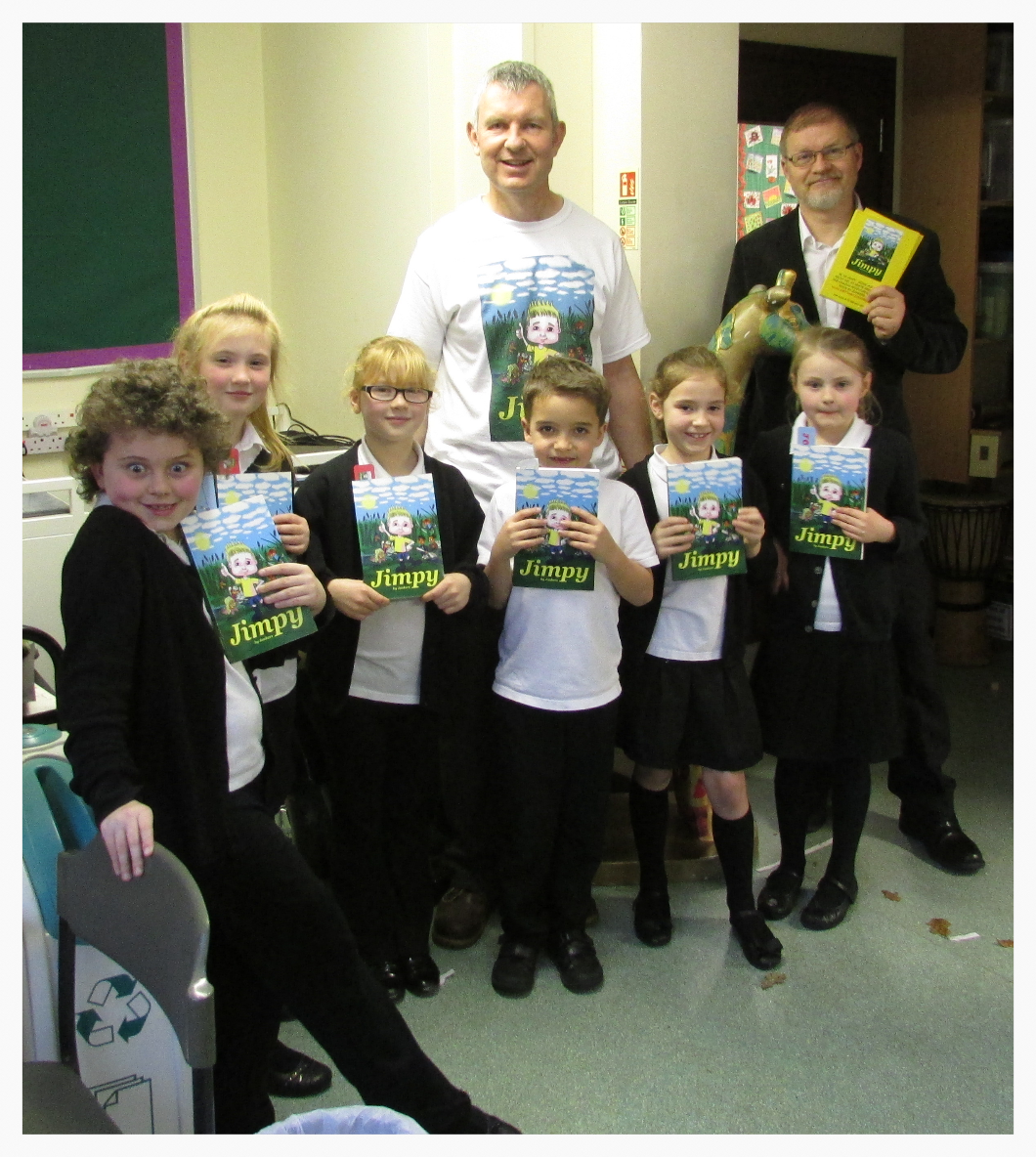 Shalford Primary School Visit