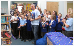 Great Bradfords Library Opening