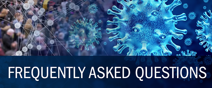 Coronavirus/COVID-19 Frequently Asked Questions