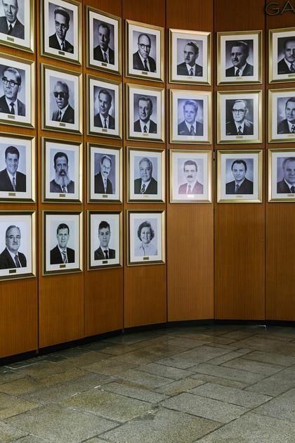 Mural dos Presidentes da Assembléia