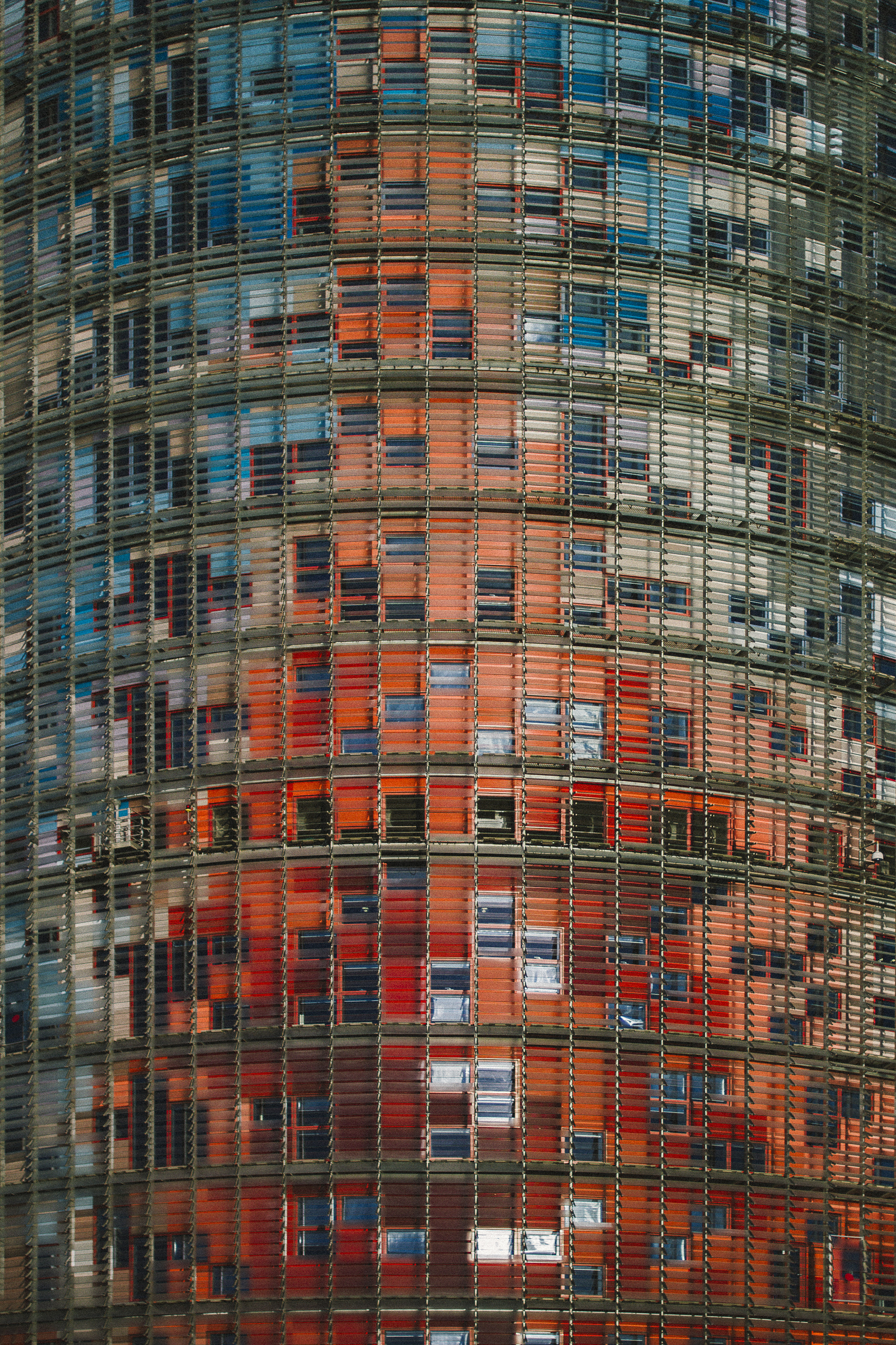 Torre Agbar