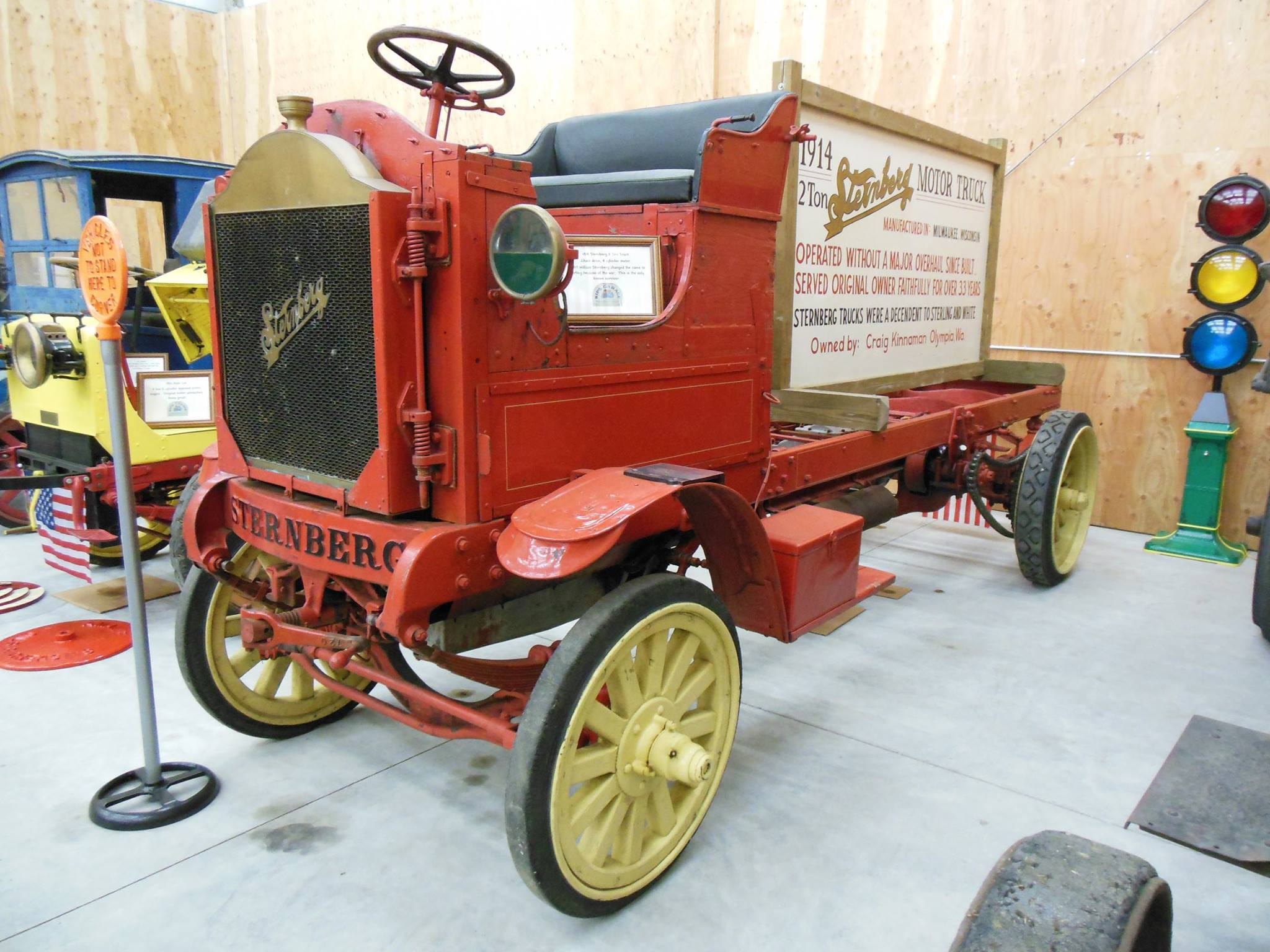 Kipertskornerfeed Kips Garage History Museum