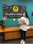 Donating to Atlanta Mission