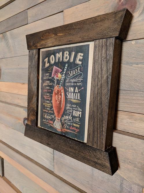 Cadre mini - Zombie Shake...