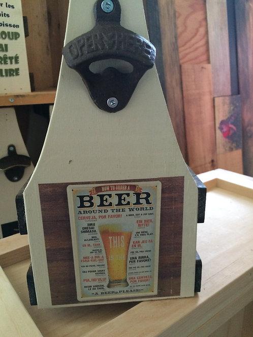 PB018 - Porte Bières (6) - Beer around the...
