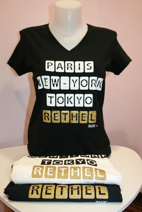 Tee-shirt imprimé Rethel