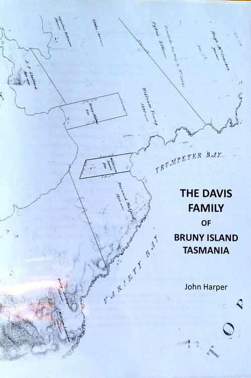 The Davis Family Of Bruny Island