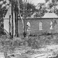 1915 View of the Church