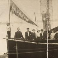 Launch SS Alonnah 1911