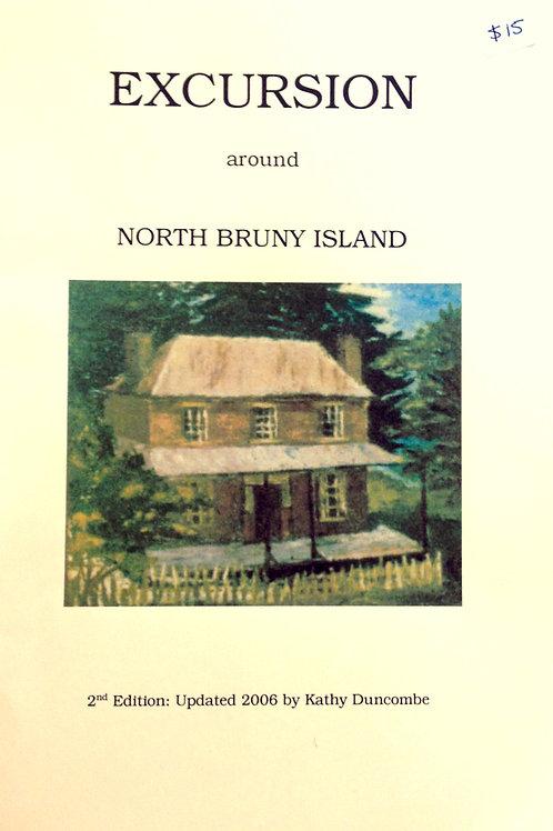 Homesteads around North Bruny Island