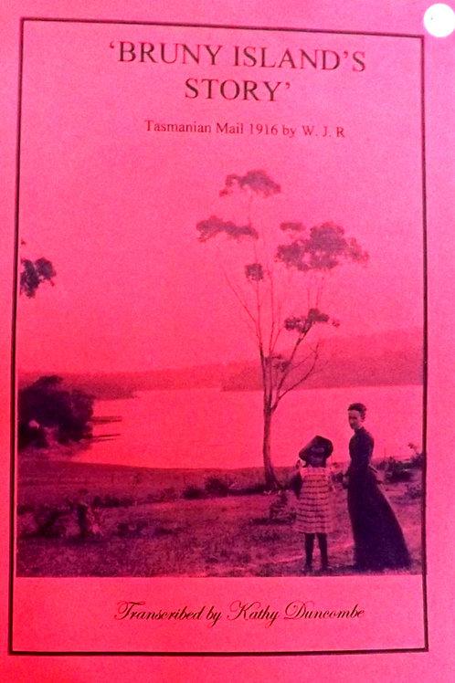 Tasmanian Mail 1916