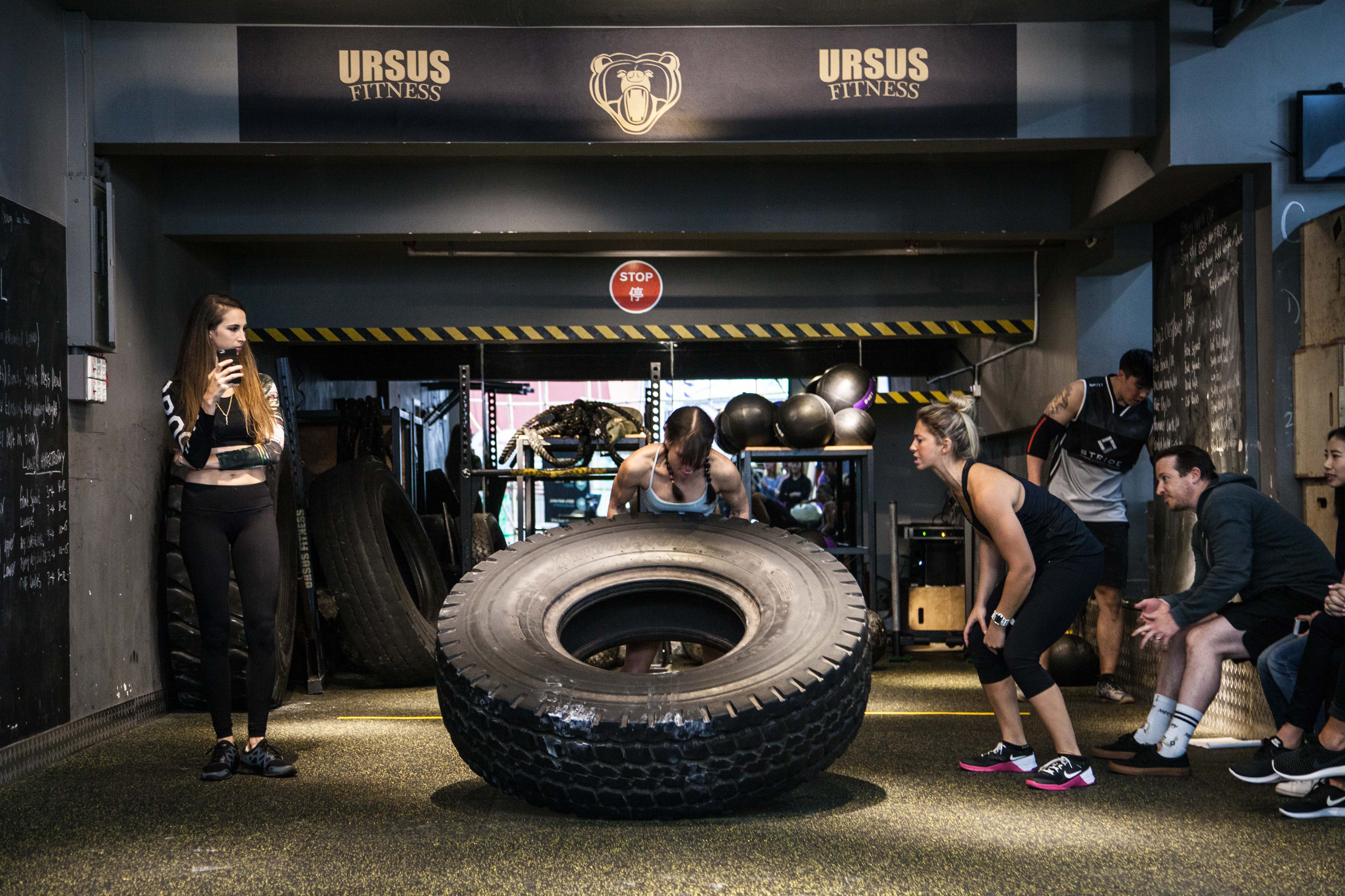 URSUS Strength Challenge Day 1-28