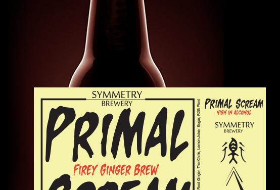 Primal Scream Fiery Ginger Brew