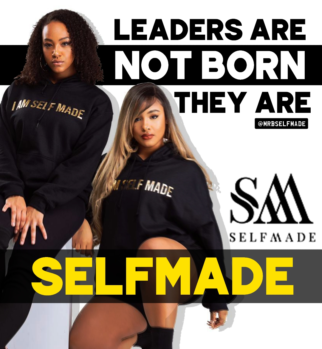 """Leaders Are Not Born"""