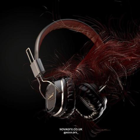 """""""Marshall Headphones"""""""