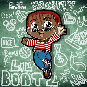"""""""Lil Boat 3"""""""