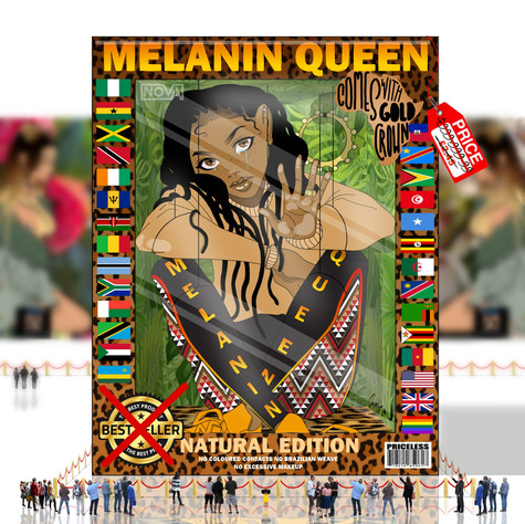 """""""Melanin Queen"""""""