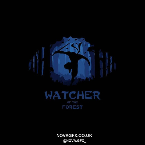 """""""Watcher Of The Forest"""""""
