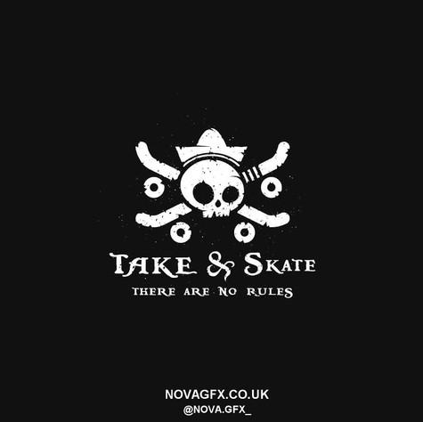 """Take & Skate"""