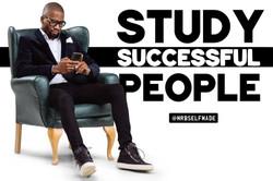 """Study Successful People"""