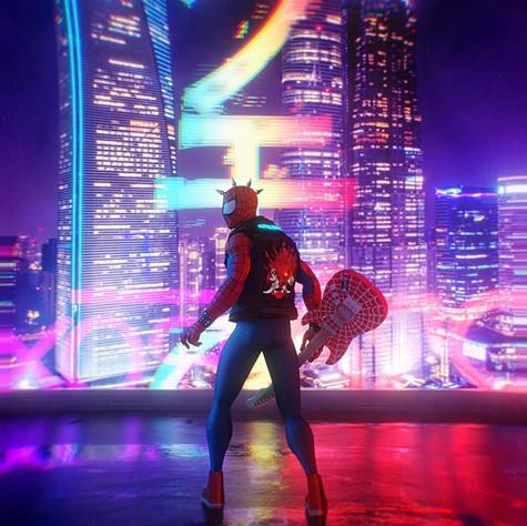 """""""Spiderpunk 2077"""""""