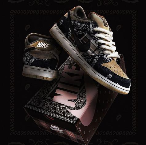 """""""Nike SB x Travis Scott"""""""