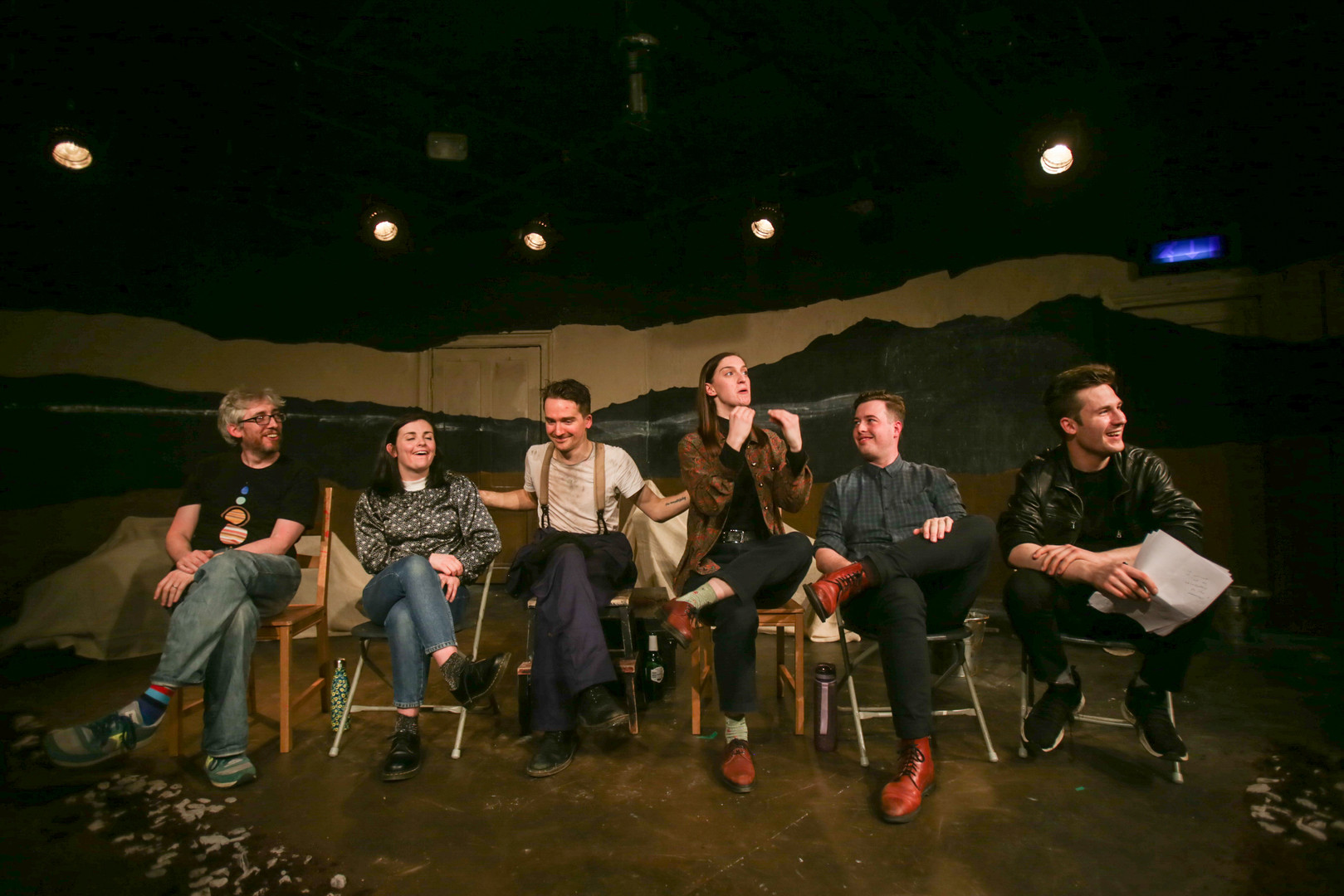 Actors' Q&A at Old Red Lion Theatre