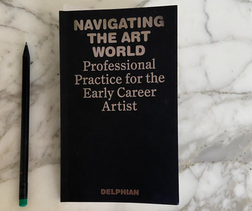 Delphian Gallery's 'Navigating the Art World – Professional Practice for the Early Career Artist'