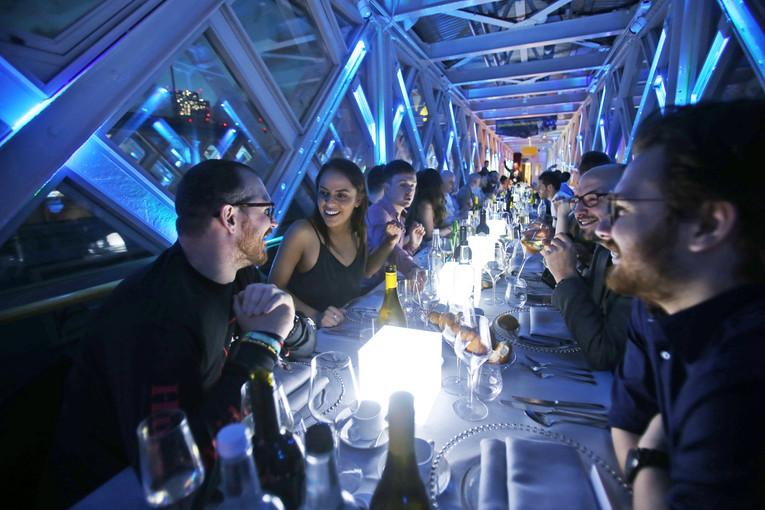 Bark summer party at Tower Bridge