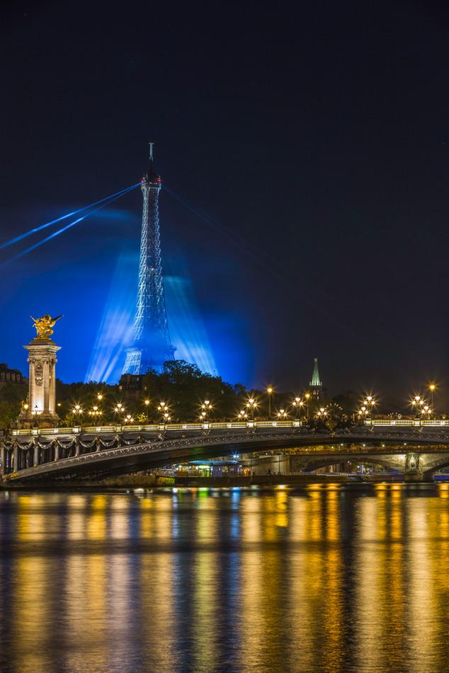 Une vue sur Paris