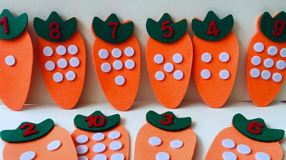 Carrot Maths