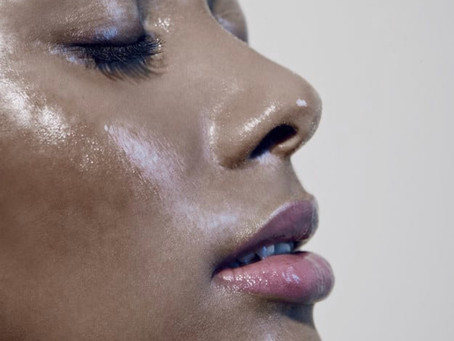 Is Sweat good for your skin?