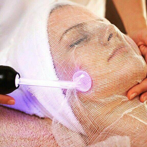 Acne Treatment Facial