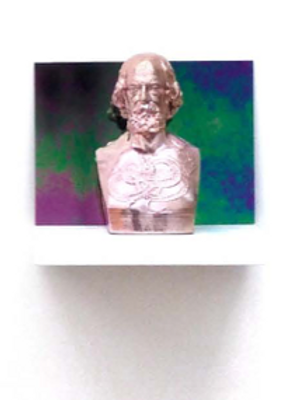 Alfred Lord Tennyson Rhizome