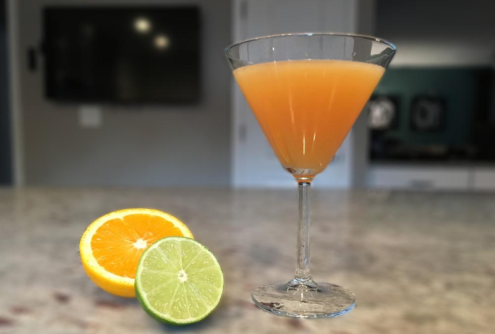 Grapefruit Vodka Drink