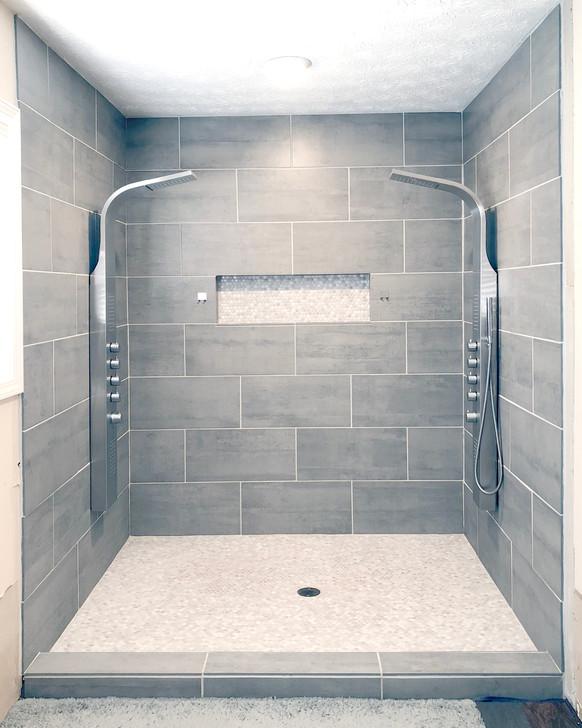 DIY Dream Shower!