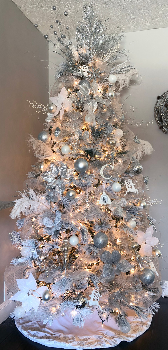 Designer Christmas Tree: Deconstructed