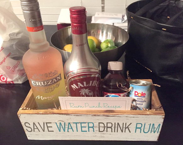 The Perfect Rum Punch