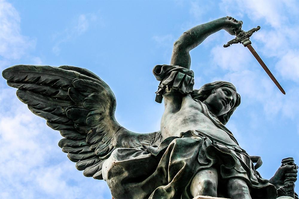 Metafisica Italia - L'Arcangelo Michele