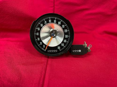 1963 Corvette Speedometer