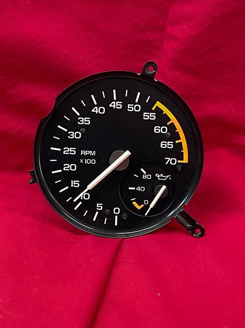 1982 - 89 Camaro Tachometer Oil Gauge